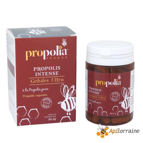 Gellules propolis Ultra 80 GELUPROP apilorraine