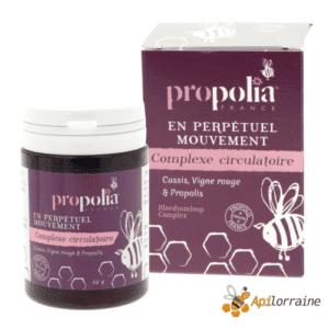 Complexe circulatoire, Propolis & Vigne Rouge COMPCIRC apilorraine/propolia