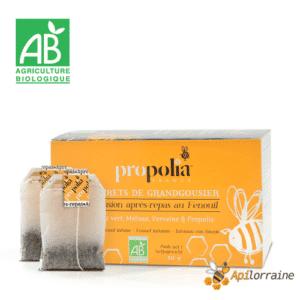Infusion Bio digestion après-repas Propolis & Plantes