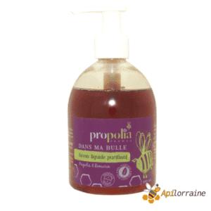 Savon liquide main purifiant, Propolis & Romarin SAVLIMAPROP apilorrraine/propolia