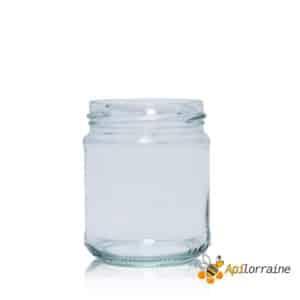 Pot en verre miel 212ml TO63 ( 250gr )