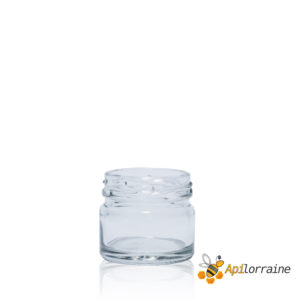 Pot en verre miel 30ml TO43 ( 30gr )