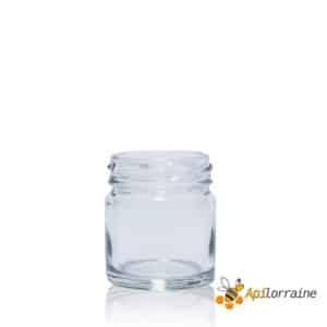 Pot en verre miel 41ml TO43 ( 50gr )
