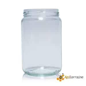 Pot en verre miel 750ml TO82 ( 1kg)