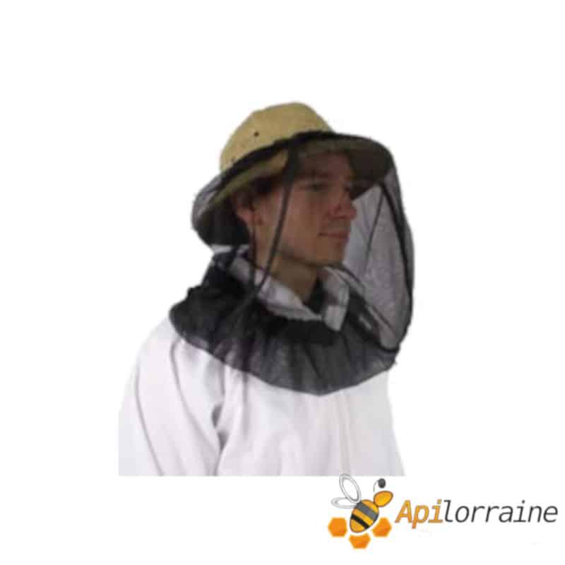 50-70% de réduction technologies sophistiquées professionnel de la vente à chaud Voile apiculteur simple noir sans chapeau