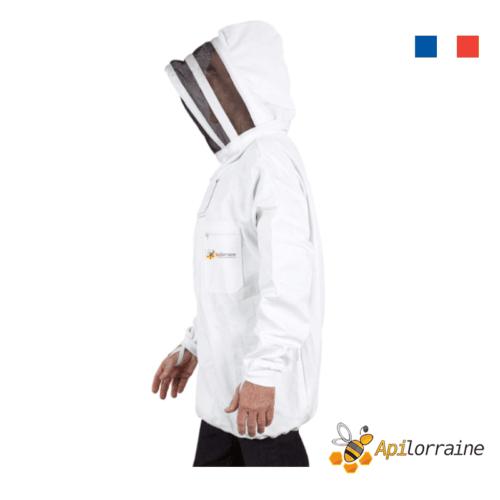 Blouson PRO apiculteur coté APILORRAINE