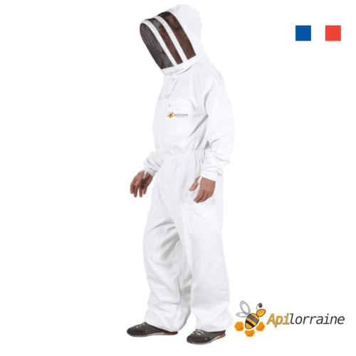 Combinaison PRO apiculteur coté made in france APILORRAINE