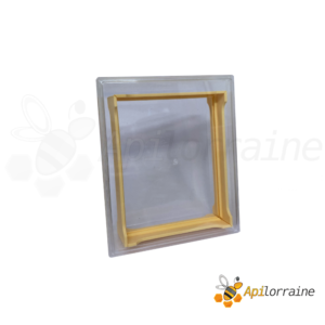 Boite plastique transparant pour section 105x130