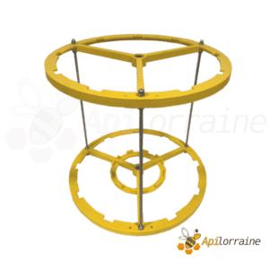 Cage radiaire nylon sans axe