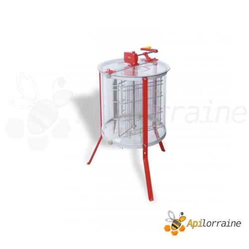 Extracteur transparent 3 cadres corps ou 6 cadres de hausse Dadant