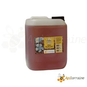 Huile de lin cuite pour ruche 5 litres
