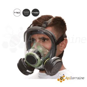 Masque complet de protection à cartouches