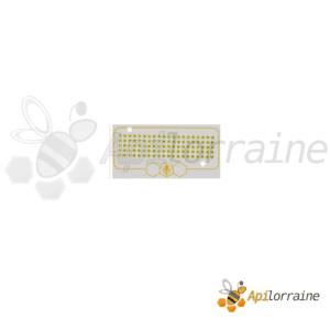Pastilles de marquage reine jaune