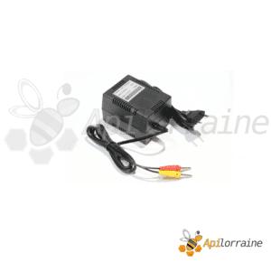 Transformateur 24v fixe-cire pour fil inox et étamé