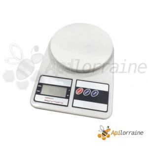 Balance électronique pour miel - portée 5 kg et précision 1 gr