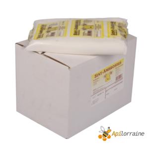 pate de nourrissement abeille saint ambroise sac de 2.5kg